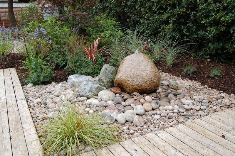 Fantastique Gravier et Galet – Garden Aménagement RU-78