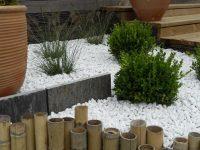 galet decoration jardin pas cher Unique Idee Deco Jardin Gravier Idees De Jardin Avec Des Galets Amazing Galerie